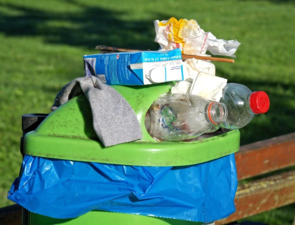 rifiuti-cestino-Settimana Europea per la Riduzione dei Rifiuti