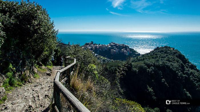 trekking sentiero azzurro