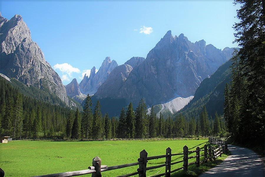 Val Fiscalina Dolomiti di Sesto  Trentino Alto Adige