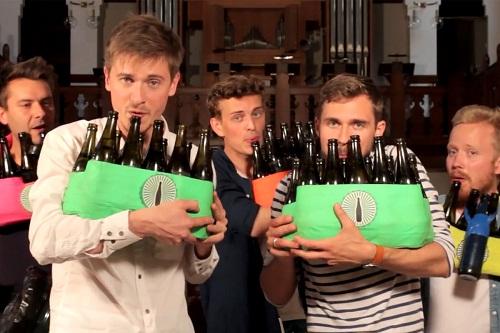 I Bottle Boys