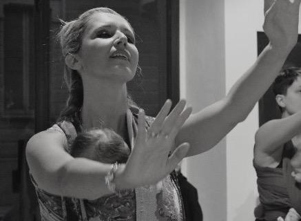 babywearing danza elena