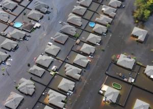 Harvey alluvione