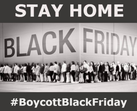 BoycottBlackFriday
