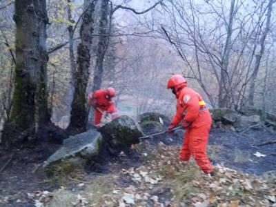 aib piemonte incendi boschivi