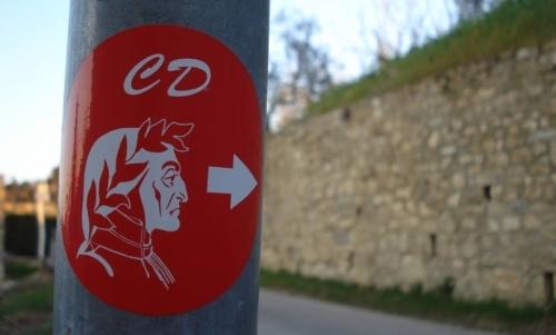 Cammino di Dante: si snoda ad anello tra Ravenna e Firenze. Fonte: pagina Facebook Il Cammino di Dante