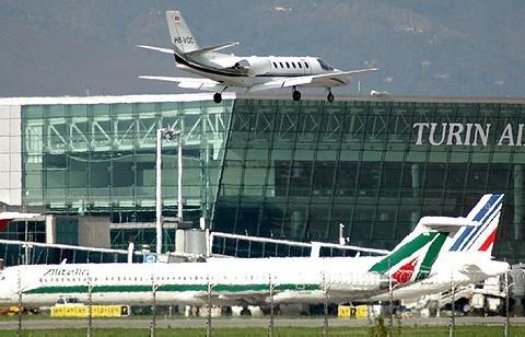 caselle aeroporto