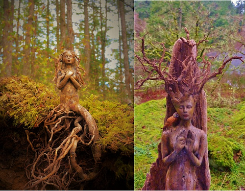 Gli spiriti dei boschi