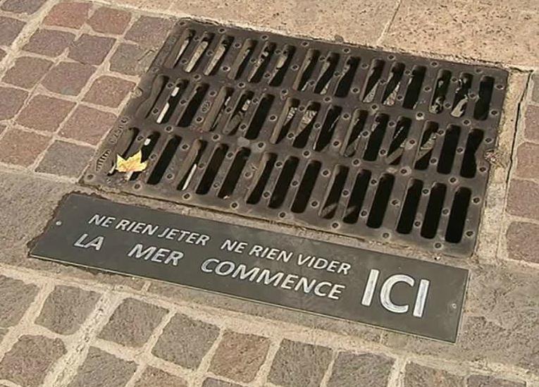 Inquinamento idrico: la campagna di sensibilizzazione di Collioure