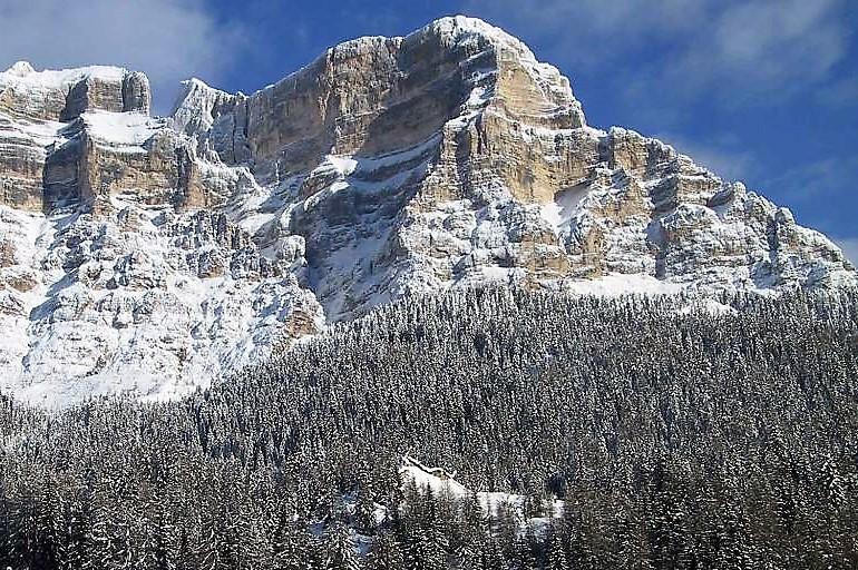 Monte Pelmo. Zoldo