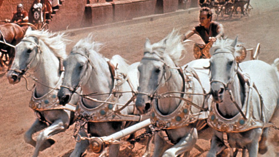 L'animale abusato | Ben Hur