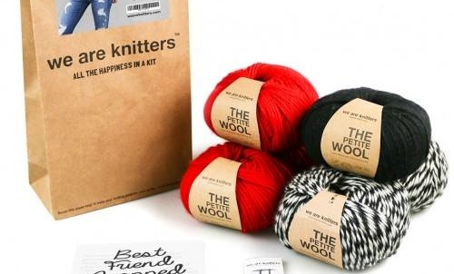 We Are Knitters è un brand internazionale attento all ambiente. Fonte: pagina Facebook We Are Knitters