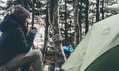 Regali green: la tenda da campeggio può essere un regalo congeniale per chi ama le vacanze all aria aperta.