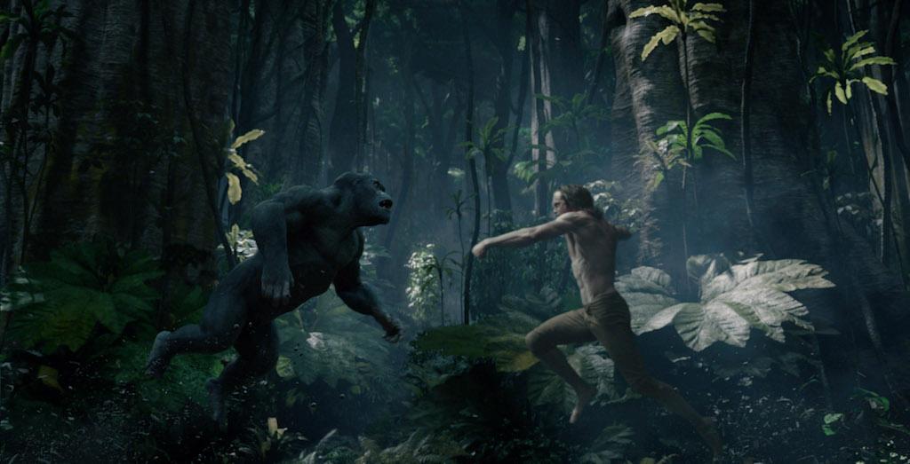 L'animale abusato   The Legend of Tarzan