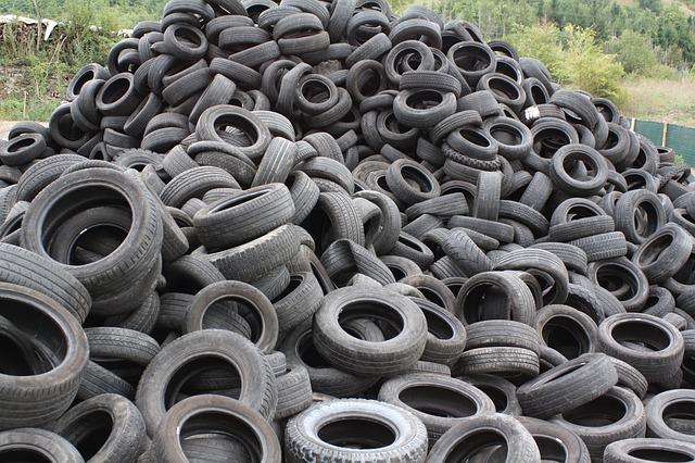 rifiuti pneumatici