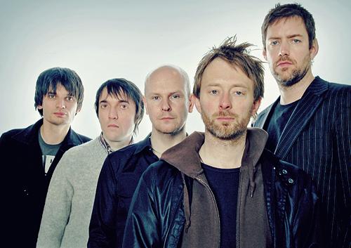 Radiohead-Thom Yorke-
