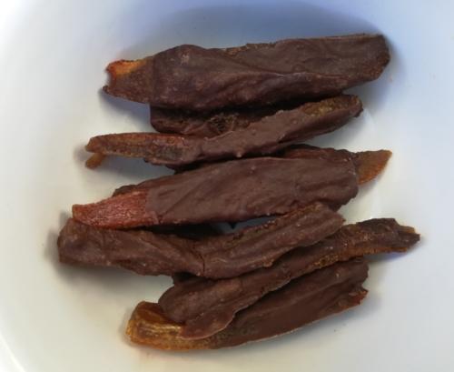 La prima proposta per la calza della Befana: le ciocco scorzette