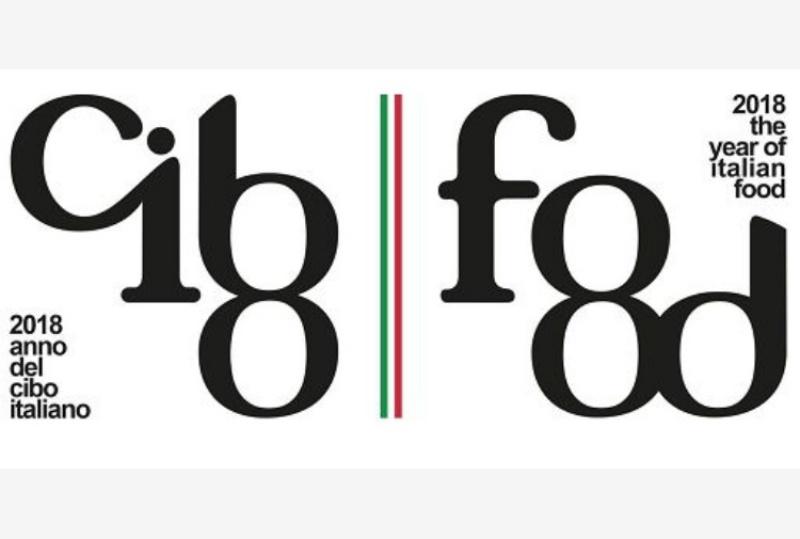 locandina anno nazionale del cibo italiano