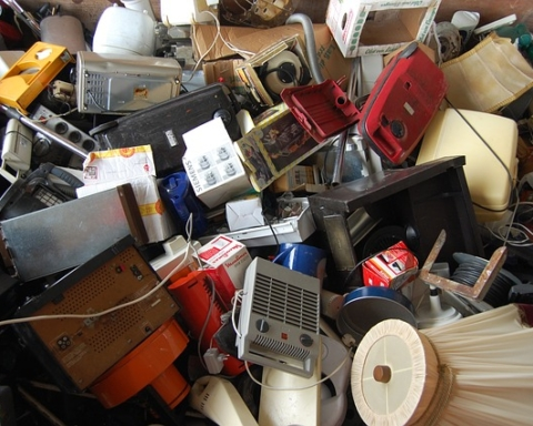 obsolescenza programmata e-waste
