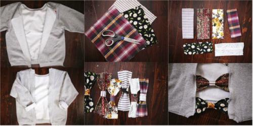 Riciclare i vestiti vecchi (fonte: robadadonne.it)