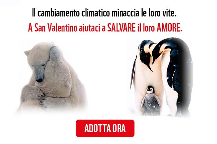 San Valentino Pet Friendly, l'invito del WWF per San Valentino 2018