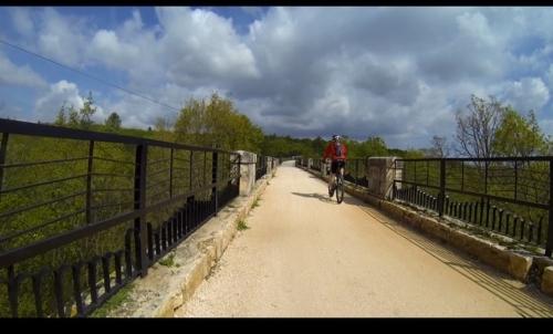 Ciclovia dell'acqua: è un itinerario cicloturistico ed escursionistico che attraversa 3 regioni.