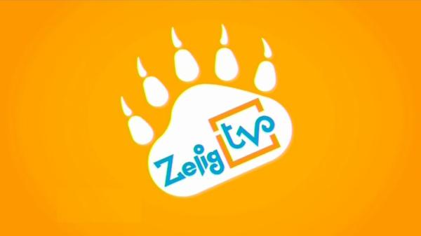 logo zampa zelig tv
