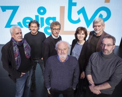 ZELI TV - GIANCARLO BOZZO, ROBERTO BOSATRA, GINO VIGNALI, GIANLUCA PALADINI, NICO COLONNA, MICHELE MOZZATI, MARINA DI LORETO