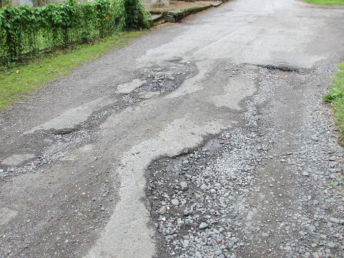 La condizione delle strade in Italia e all'estero è sempre più preoccupante
