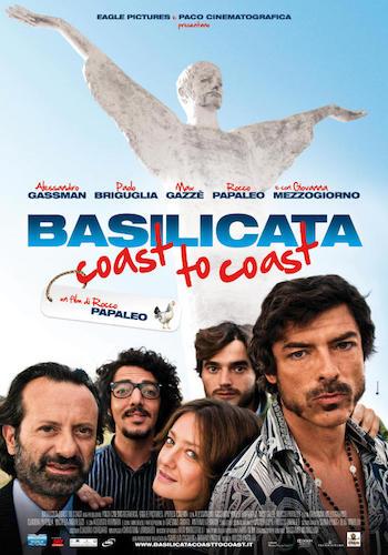 basilicata coast to coast locandina