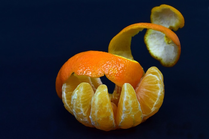 bucce di frutta e verdura scorza