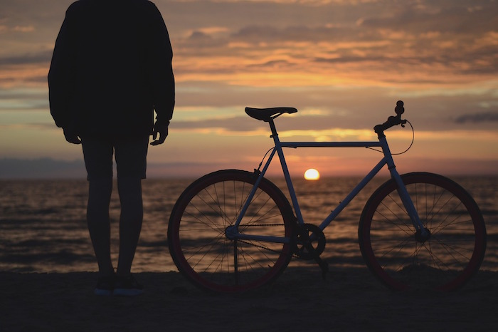 ciclovia dei trabocchi bicicletta mare