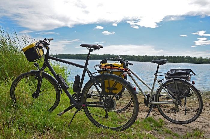 garda by bike biciclette lago