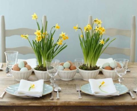 Lavoretti di Pasqua (fonte: pourfemme.it)