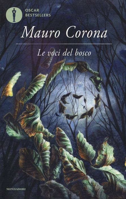 Copertina del libro Le voci del bosco di Mauro Corona