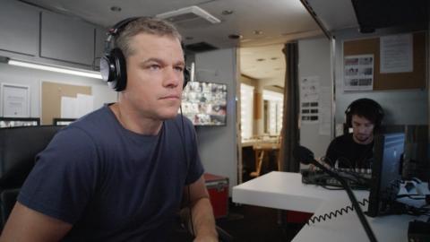 Matt Damon (fonte: water.org)