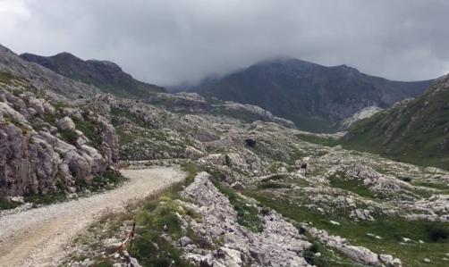 """Via del Sale: è una strada panoramica che si snoda tra Italia e Francia. Fonte: Pagina FB """"La Via del Sale / The Salt Road - Limone Monesi"""""""