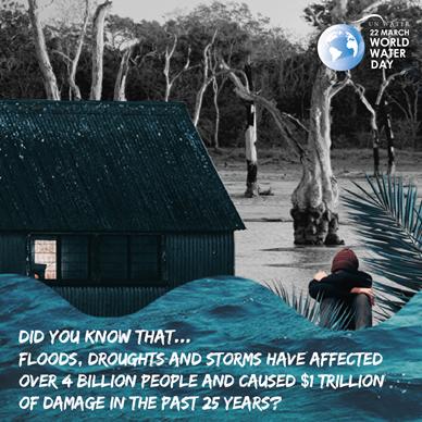 Giornata mondiale dell'acqua 2018