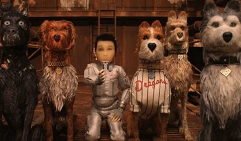 -L'isola dei cani-Wes Anderson-Film-