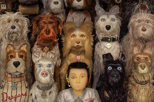 -L'isola dei cani-immagine-Wes Anderson-