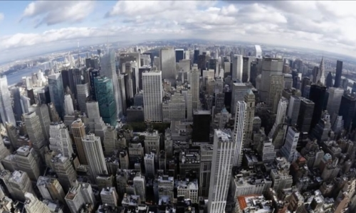 Living in the Futures Past: le città sono una sorta di super organismi interdipendenti.