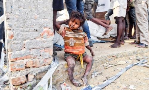 Obiettivi di Sviluppo Sostenibile: la lotta alla povertà è uno degli obiettivi dellAgenda 2030.