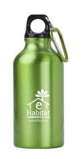 borraccia plastic free ehabitat