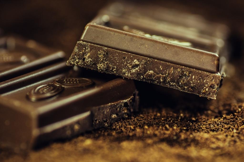 Il magnesio è presente nella cioccolata