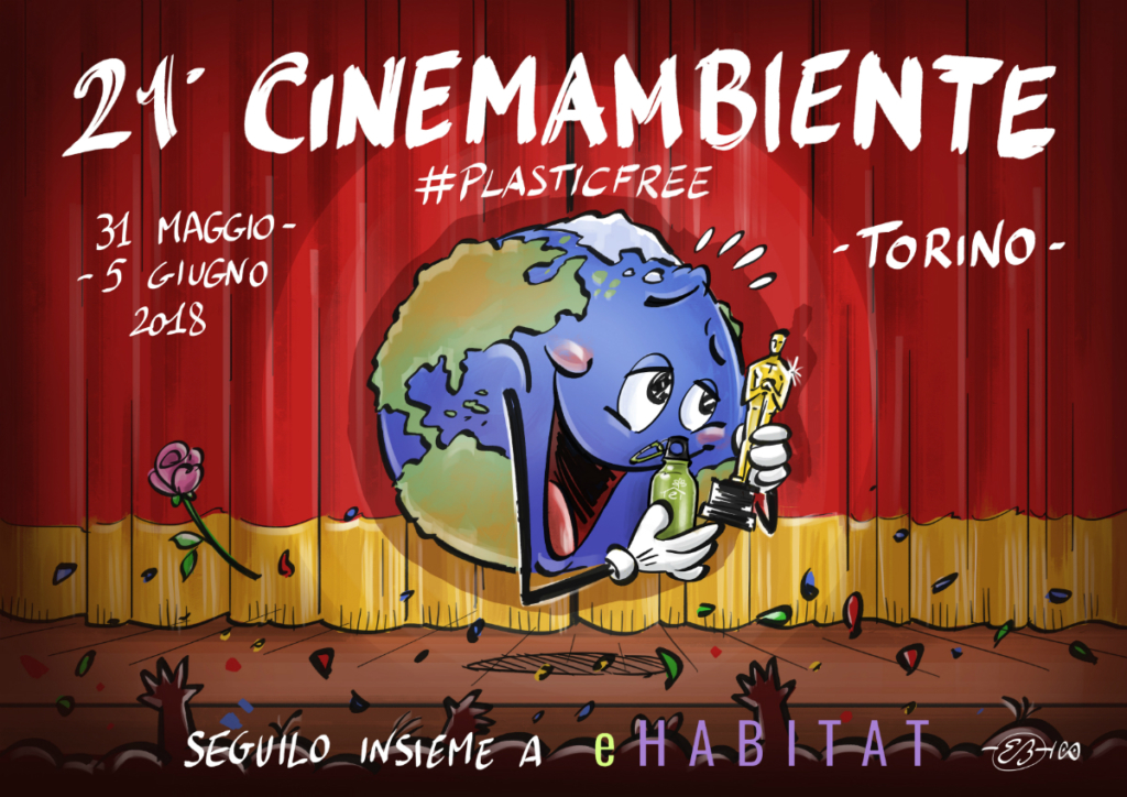 CinemAmbiente 2018 plastic free