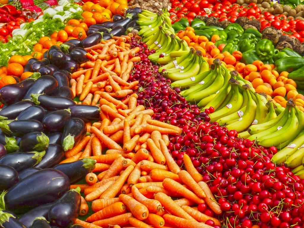 Acquistare frutta e verdura sfuse