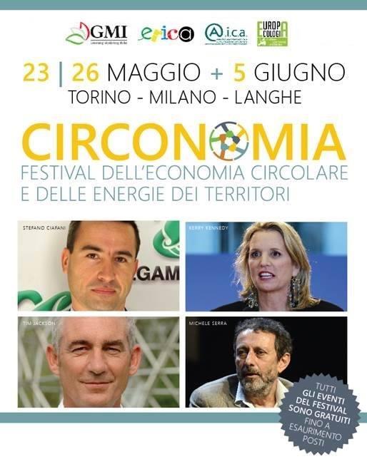 Circonomia. Ospiti del festival