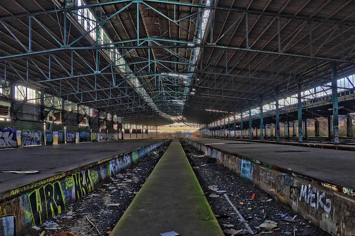 stazioni impresenziate abbandono