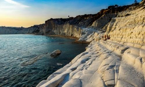 Strada degli Scrittori ha come meta finale la città di Agrigento.