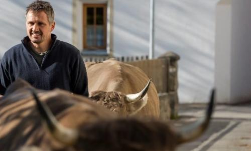The Milk System: unalternativa all attuale sistema di produzione intensiva è quella proposta da Alexander Agethle