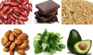 Fonti vegetali di magnesio